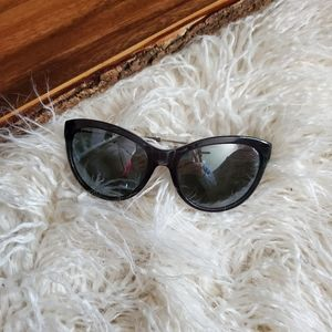 Tory Burch T Accent Sunglasses